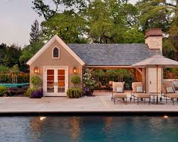 22 Fantastic Pool House Design Ideas  Style MotivationSmall Pool House Designs