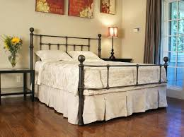 wrought iron king bed. King Wrought Iron Bed Frame Size Metal How To .