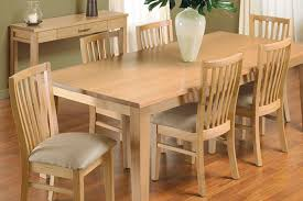 tempo victorian ash 7 piece dining setting