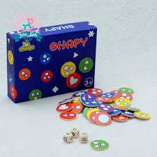 Nhặt hình khối Shapy Duoqu - Món đồ chơi giáo dục sớm cho bé 2 tuổi