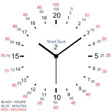 Time Clock Chart Conversion Time Clock Conversion Chart Car Interior Design Vintage