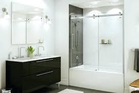 appealing tub shower doors frameless bathtubs with glass shower doors amazing bathroom shower doors ideas with