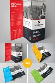 Cleaning Brochure Cleaning Corporate Trifold Brochure Corporate Identity Template