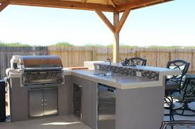Prefab Outdoor Kitchen Island Kitchen Wonderful Outdoor Kitchen Island Designs With Stainless