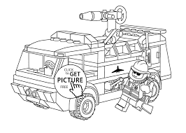 Supercar Coloring Pages Unique Free Printable Fire Truck Coloring