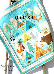 Baby Quilt Kits Uk Baby Boy Quilt Kits Australia Easy Panel Baby ... & Baby Quilt Kits For Beginners Uk Baby Quilt Kits For Sale Aztec Quilt Kit  Flannel Baby Adamdwight.com
