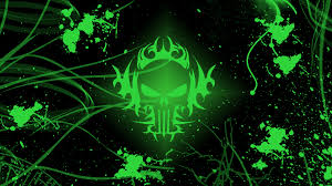 really cool green backgrounds. Brilliant Cool Green Skull Wallpapers Wallpaper Cave To Really Cool Backgrounds L