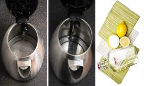 ۱۰ روش ساده برای رسوب زدایی سماور، کتری و چای ساز