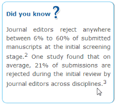 peer review process and editorial decision making at journals editors will then go through the abstract and even skim through the introduction figures and tables or other sections of the paper to determine