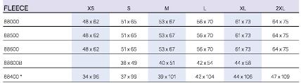 Gildan Unisex Sweatshirt Size Chart Buurtsite Net
