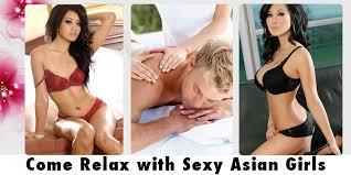 Asian massage girls online