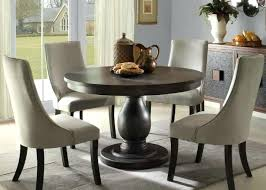 round dining table with leaf lovely room sets 60 inch