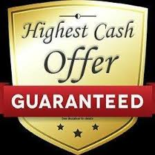 Image result for highest cash offer guarantee