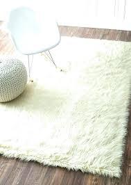 fake fur rugs white fur rug target faux fur rug awesome glamour home decor white