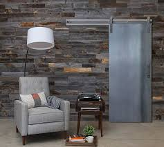 artisan hardware industrial panel barn door 36x84 raw steel industrial home decor n18