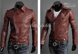 2016 new hot men s jacket slim jacket leather motorcycle jacket hooded coat waterproof jacket