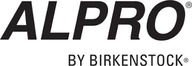 Bildergebnis für Alpro Birkenstock Logo
