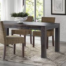 Industrial Style Round Dining Table Rustic Farmhouse Tables Youll Love Wayfair