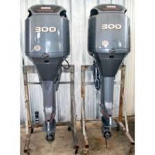 yamaha 300 outboard. pair of 2004 yamaha 300 hp 30 outboard