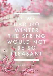 Spring Inspirational Quotes