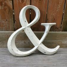 distressed ampersand ampersand sign metal ampersand bronze le home decor