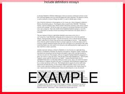 include definitions essays custom paper academic service include definitions essays terms like nihilism or honesty are great for essays like these other