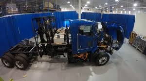 Toyota Project Portal Fuel Cell Truck Timelapse - YouTube