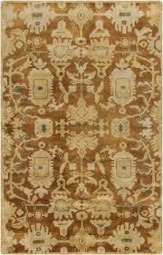 surya ainsley ain 1015 beige green rust area rug