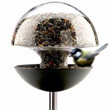 Outdoor Bird Feeder: EVA SOLO BIRD TABLE M