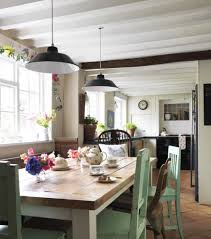Shabby Chic Country Kitchen Kitchen Room Design Marvelous Burlap Curtains In Kitchen Shabby