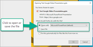 Google Docs Powerpoint How To Convert Google Slides To Powerpoint And Vice Versa