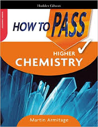 how to pass higher chemistry how to pass higher level amazon  how to pass higher chemistry how to pass higher level amazon co uk martin armitage 9780340887929 books