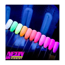 Neon Uv Pigment Oranžový Aviatorkycz
