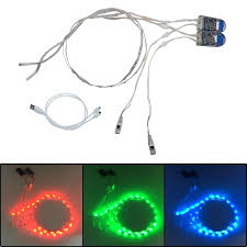 diy battery powered led strip waterproof led strip light charging rechargeable battery powered led tape for