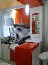 attractive kitchen set minimalis 4 contoh kitchen set newhairstylesformen2016
