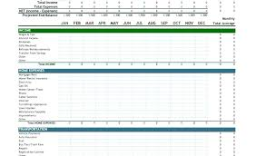 Monthly Budget Excel Sheet Download Free Bills Template Spreadsheet