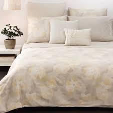 bedding calvin klein quince stone comforter w pacific