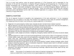 resume 20 well crafted firefighter resume samples firefighter paramedic  resume examples astonishing emt resume summary arresting