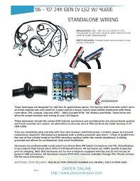 ls1 standalone wiring harness diy best manuals psi images on ls LS1 Wiring Harness Diagram ls1 standalone wiring harness diy best manuals psi images on ls engine