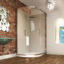 Perfect Curved Shower Enclosures Uk Merlyn Series 8 Single Door In Decorating