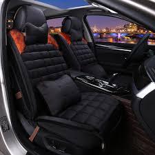 get ations dongfeng citroen new sega sega car seat cushion winter generic stuffed full package seat cushion plush