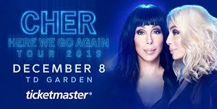 Cher Td Garden