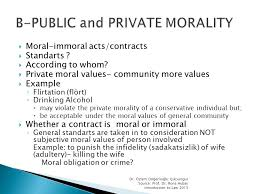 Essay On Decline Of Moral Values