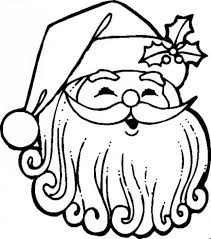 Small Picture Coloring Pages Kids Santa Claus Coloring Pages For Preschoolers