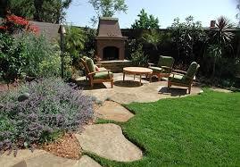 Amazing Backyard Landscape Ideas On A Budget U2014 Jbeedesigns Outdoor Backyards Ideas Landscape