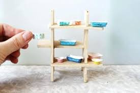 barbie furniture diy. Dollhouse Dishes You Will Be Amazed At Her Clever Solution For Making Barbie Furniture Diy Full F