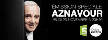 """Résultat de recherche d'images pour """"la grande librairie aznavour"""""""