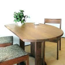 half circle dining table small circle dining table half circle small half moon dining table