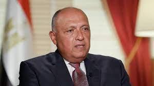 سامح شكري: عودة العلاقات مع تركيا مرتبطة بالملف الليبي أيضا