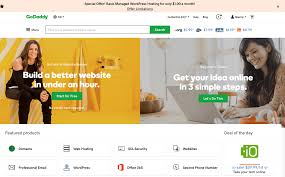 Godaddy Hosting Review We Decided To Put One Of The Biggest